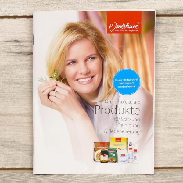 Jentschura Broschüre Omnimolekulare Produkte