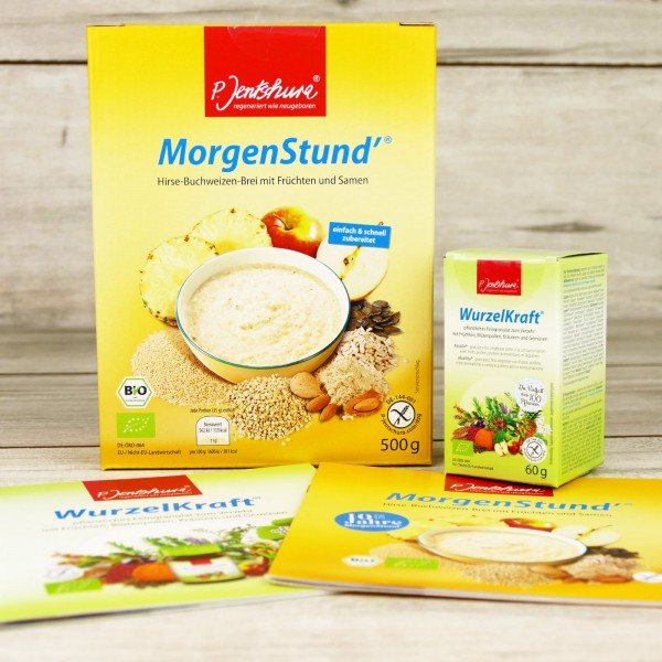 P. Jentschura Set - basisches Frühstück