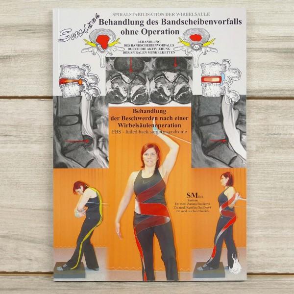 Smisek Buch: Behandlung des Bandscheibenvorfalls ohne OP