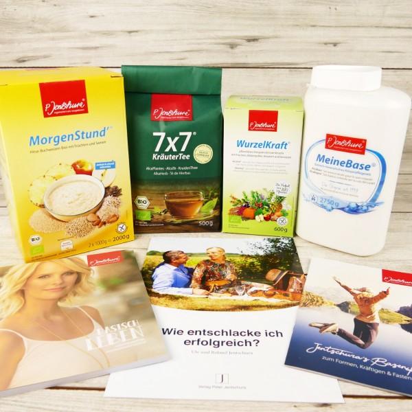 P. Jentschura BasenKur - Intensiv-Set (60-Tage) + Anleitung + Infos