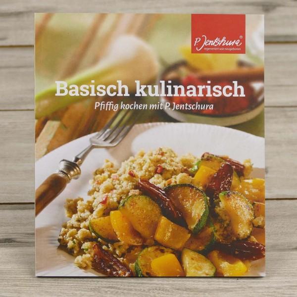 """Jentschura Rezeptbuch """"Basisch kulinarisch"""""""